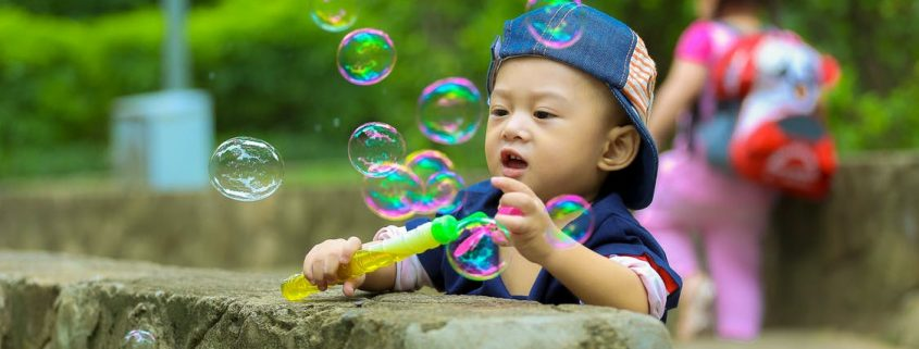 How do develop your child's speech with play